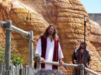 Gesù nella Holy Land